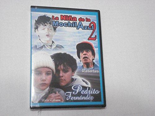 Nina De La Mochila Azul 2 [Reino Unido] [DVD]