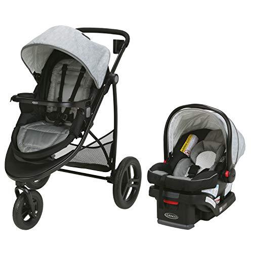 Graco Modes 3 Essentials LX Stroller, Includes Reversible Seat, Tiegen