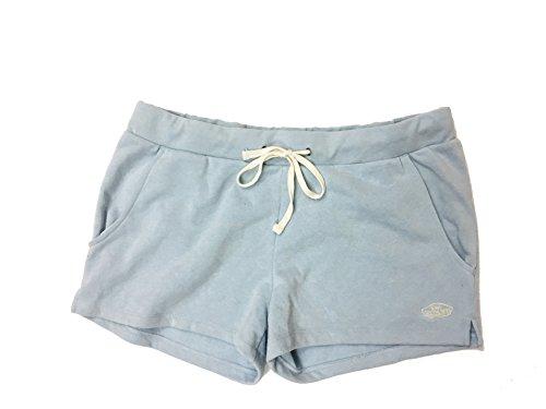 Vans Women's All I Wanna Do Fleece Shorts Ice Blue (XL x 2)