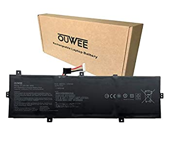 OUWEE C31N1620 Laptop Battery Compatible with Asus Zenbook UX430U UX430UQ UX430UQ-GV015T U4100U U4100UQ Series C31PoJH 0B200-02370000 31CP5/70/81 11.55V 50Wh 4335mAh