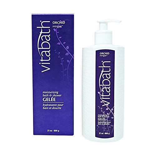 Vitabath ORCHID intrigue 21 oz Moisturizing Bath & Shower Gelée