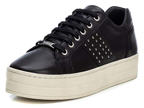 CARMELA 67478, Zapatillas Mujer, Negro, 38 EU