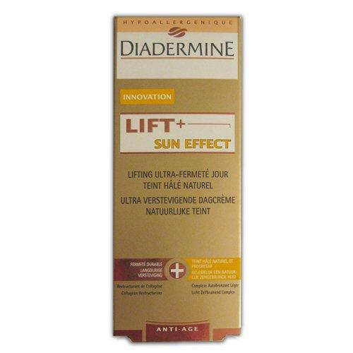 Diadermine Lift + Sun Effect Tagespflege mit hoher Festigkeit und Bronzierung, 50 ml