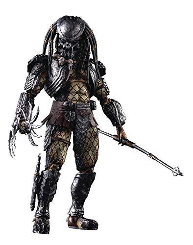 Hiya Toys Alien vs. Predator: Celtic Predator 1:18 Scale Action Figure, Multicolor