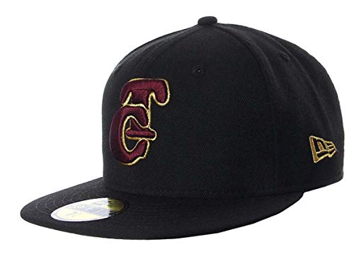 New Era 100% Authentic Very Rare Tomateros de Culiacan Mexican Pacific Black Fitted Cap (7 1/4) - 7 1/4
