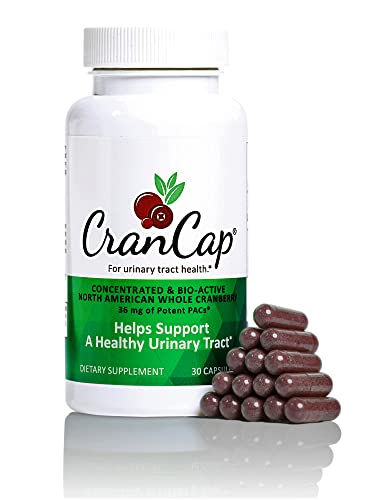 CranCap Cranberry Supplement for Urinary Tract...