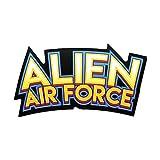 Alien Air Force Sticker Decal UFO Area 51 Space Laptop Funny Et