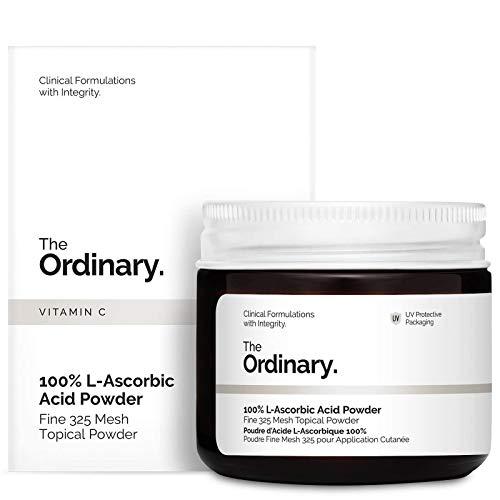 The Ordinary - Acido L-ascorbico al 100% in polvere, 20 g