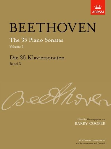 Die 35 Klaviersonaten (Signature Series (ABRSM))