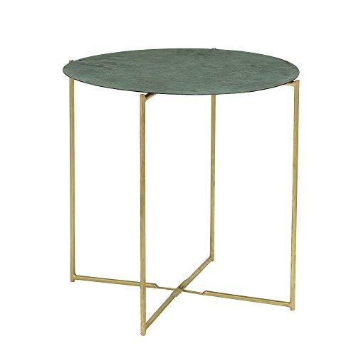 Table basse à café, Bloomingville, Vert, Aluminium