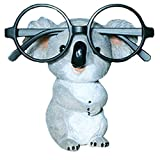 Guirong - Supporto per occhiali da vista per casa, ufficio, accessori decorativi per occhiali (Koala)