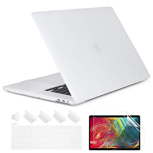 Dongke A2251/A2289 2020 - Carcasa rígida de plástico para MacBook Pro de 13 pulgadas con pantalla Retina y barra táctil compatible con Touch ID