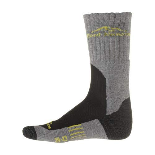 Fjord Nansen Trek Kevlar Socks, Black/Graphite, 39-42