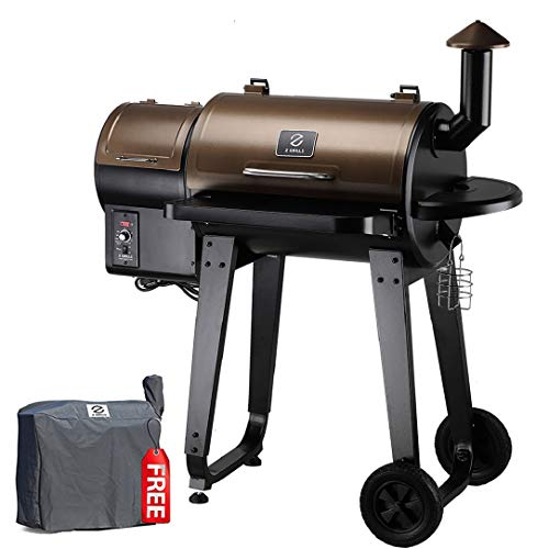 Z Grills 6 in 1 BBQ Smoker and Wood Pellet Grill