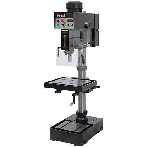 For Sale! JET J-2232AC 20-inch Variable Speed Drill Press 220V, 3Ph