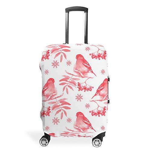 Funda protectora para equipaje de invierno Ashberry para maleta de viaje (para maleta de 28 a 32 pulgadas)