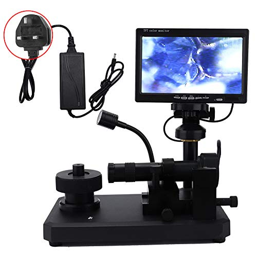 800 * 600 HD Digital LCD-Bildschirm Diamantmikroskop Taille Code Viewer Observer Diamond Viewer
