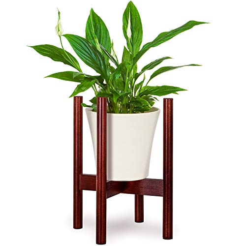 Pflanzenständer Blumentopfständer Holzpflanzentopfständer