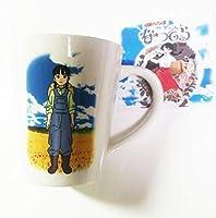 連続テレビ小説「なつぞら」陶器マグカップ(B)牧場の少女