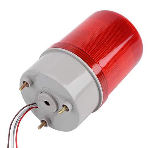 Fournyaa Kleine rote LED-Warnleuchten in Leuchtfeuergröße für PKW