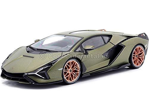 Lamborghini SIAN Bburago 1:18, mit oder ohne Wunschkennzeichen