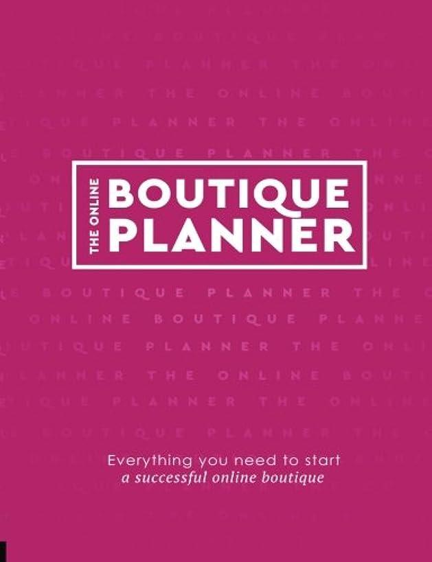 The Online Boutique Planner