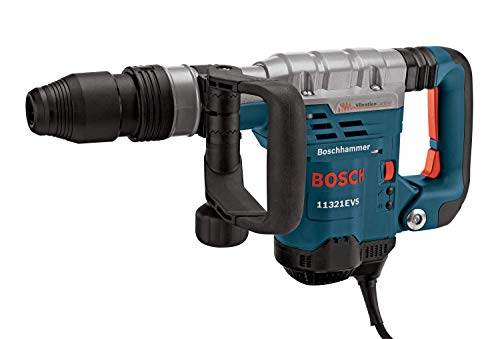 BOSCH 11321EVS Demolition Hammer - 13 Amp 1-9/16 in. Corded Variable Speed SDS-Max Concrete Demolition Hammer with Carrying Case