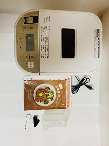 ツインバード ホームベーカリー(1斤~1.5斤タイプ) シャンパンゴールドTWINBIRD ブランパンメーカー BM-EF34G