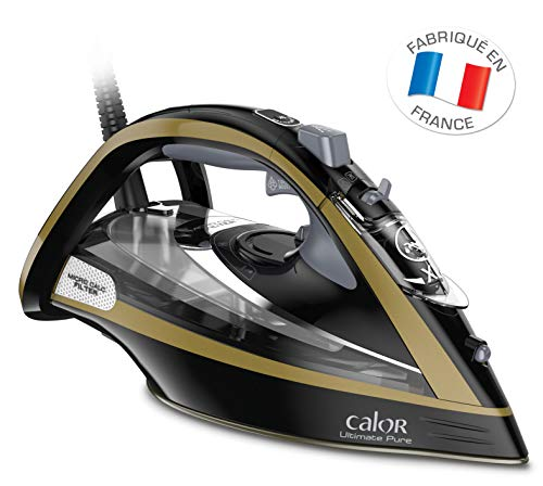 pas cher un bon Calories jusqu'à 260 g / min Iron Ultimate Pure Press Effect Black FV9839C0