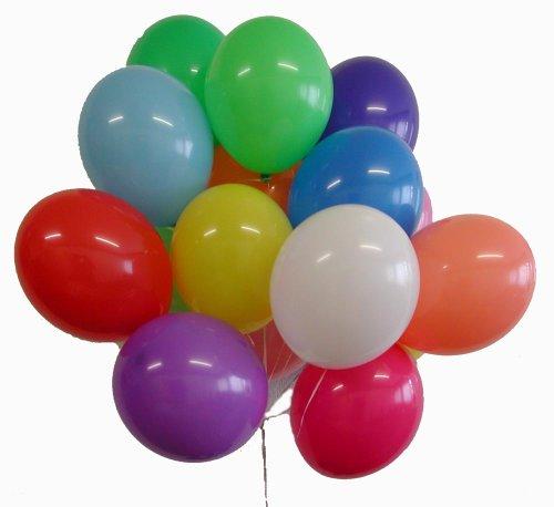 sono per aria o palloncino standard con palloncino gasbe imbottitura ideale. 100/pezzi R085/ /00/~ /ø28/cm unbedruckter in colore pastello senza accessori