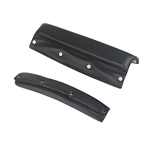 Zhuhaixmy Ersatz Ohrpolster Stirnband Leder Kissen für Beyerdynamic DT440 DT660 DT770 DT860 DT880 DT880PRO DT990 DT990PRO DT531 DT551 DT690 DT801 DT811 DT911 DT931 T5P T70 T90 Kopfhörer