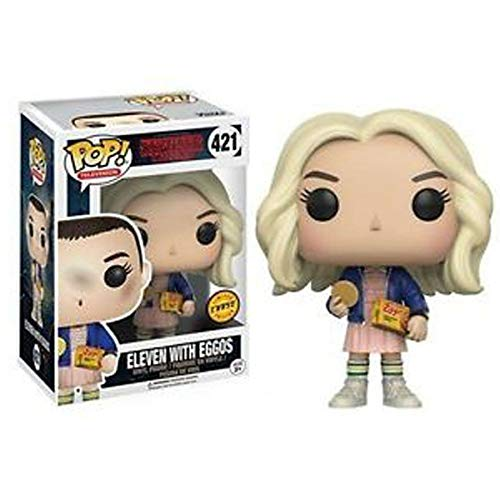 Funko POP! Stranger Things: Eleven con Eggos Chase