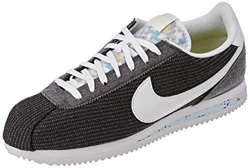 Nike Cortez Basic M2Z2, Zapatillas para Correr Hombre, Iron Grey White Barely Volt Celestine Blue, 43 EU