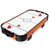 Best Choice Products 40in Portable Tabletop Air Hockey...