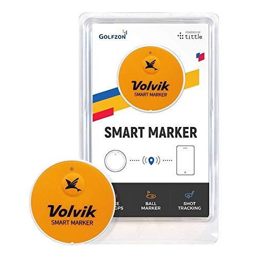 Review Of Volvik SmartMarker GPS Audio Ball Marker