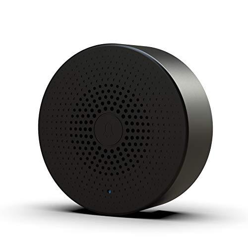 GazingSure Türklingel mit Kamera Chime - Drahtlos Smart Türklingel mit Kamera Glocken für kabelgebundene 2K Video Türklingel