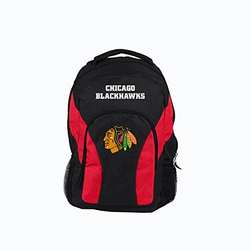 The Northwest Company NHL Chicago Blackhawks Draft Day Rucksack, 45,7 x 12,7 x 30,5 cm