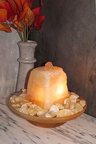Zimmerbrunnen Goldcalcit-Brunnen 'Gold-Star'