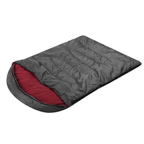 Demeras Professional 300 Warm Mummy Saco de Dormir 3 Estaciones Saco de...
