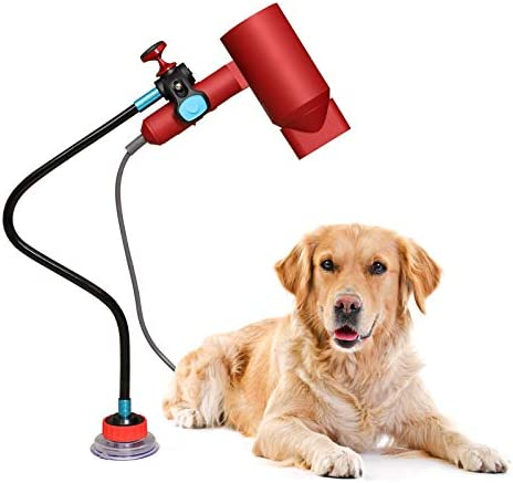 PetsBark Dog Pet Grooming Table Hair Dryer Stand Hands Free Blow Dryer Holder Phone Stand Holder product image