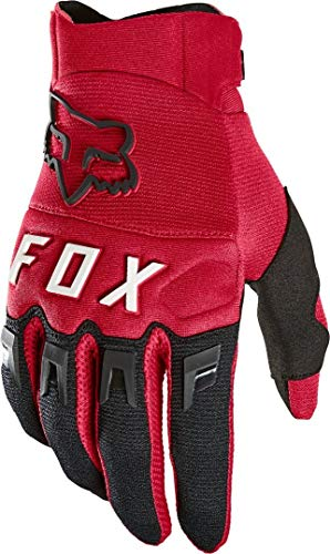 FOX Dirtpaw Glove Flame Red L
