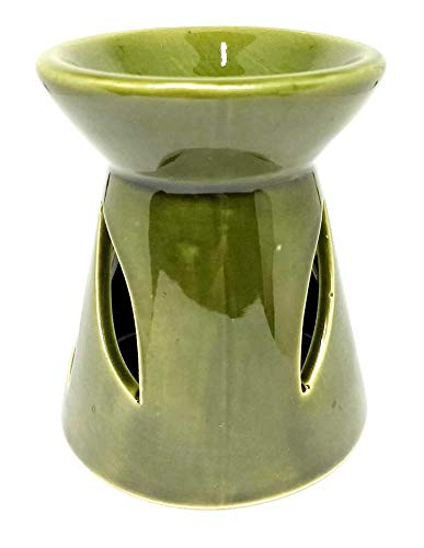 All Natural Botanicals Olympic Green Aroma Lamp