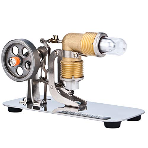 DjuiinoStar Mini Hot Air Stirling Engine: A High Performance...