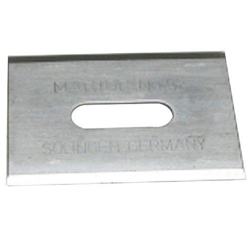 Martor 192.66 Remplacement de l'industrie de la lame pour MARTego/Merak 10 pièces inoxydable