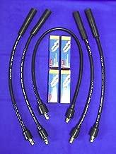 Lot Lincoln Sa 200 Sa-250 Distributor Plug Wires Taylor Pro & Denso Spark Plugs