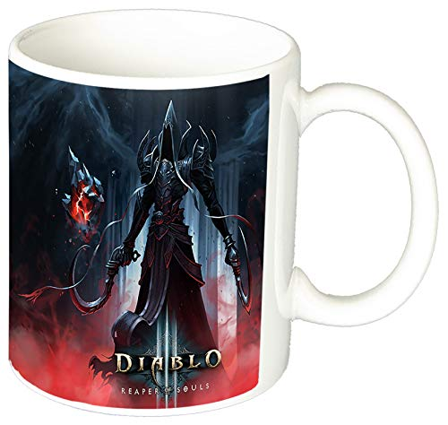 MasTazas Diablo III 3 Reaper of Souls Tasse Mug