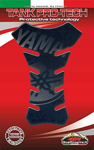 Protector de depósito de motocicleta Yamaha fabricado en Italia R1, R3, R6, R6S, FZ1, FZ6, FZ8 FAZER 8, FZ 07 MT 07, FZ 09 MT 09, FZ 10 MT 10, FJ 09, FJR1300, XSR900
