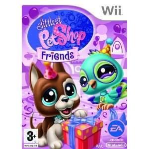 Littlest Pet Shop: Friends (Wii) [Importación Inglesa]