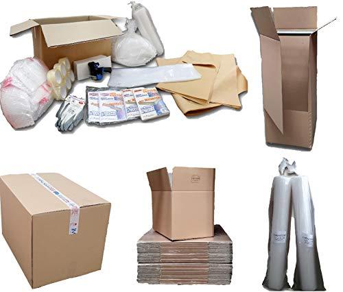IMBALLAGGI 2000 - Kit Trasloco Appartamento 80mq