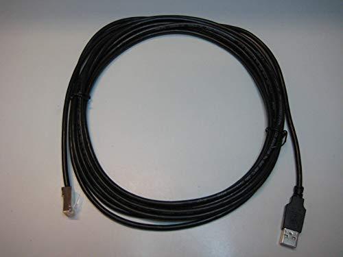 Datalogic - Cable USB tipo A E/P (4,5 m)